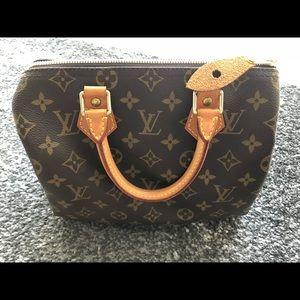 Sold Louis Vuitton Speedy 25